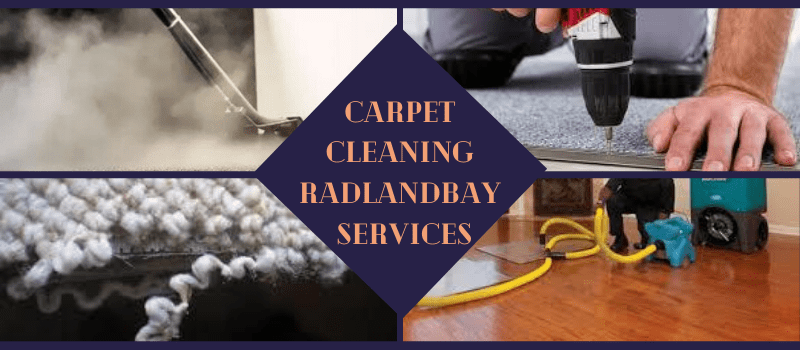 Carpet Cleaning Radlandbay