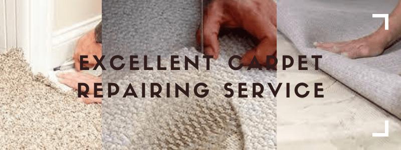 Excellent Carpet Repairing Service